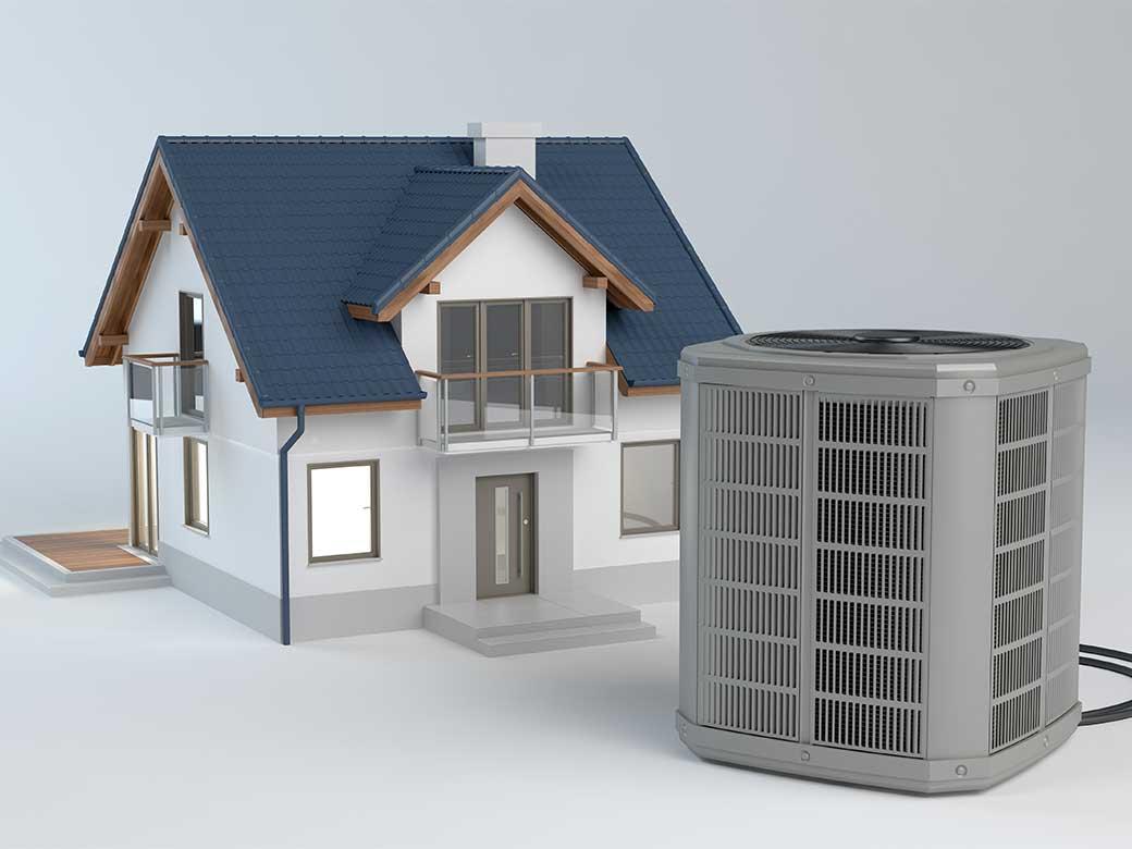 Klimatyzatory i pompy ciepła